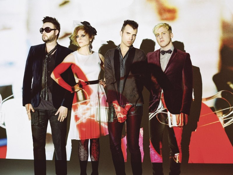 Neon Trees Announce Summer 2014 Tour