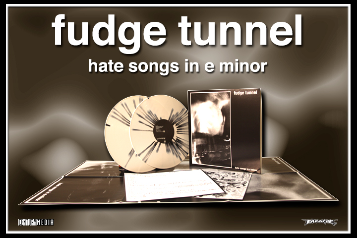 Fudge Tunnel releases limited edition 2LP re-issue