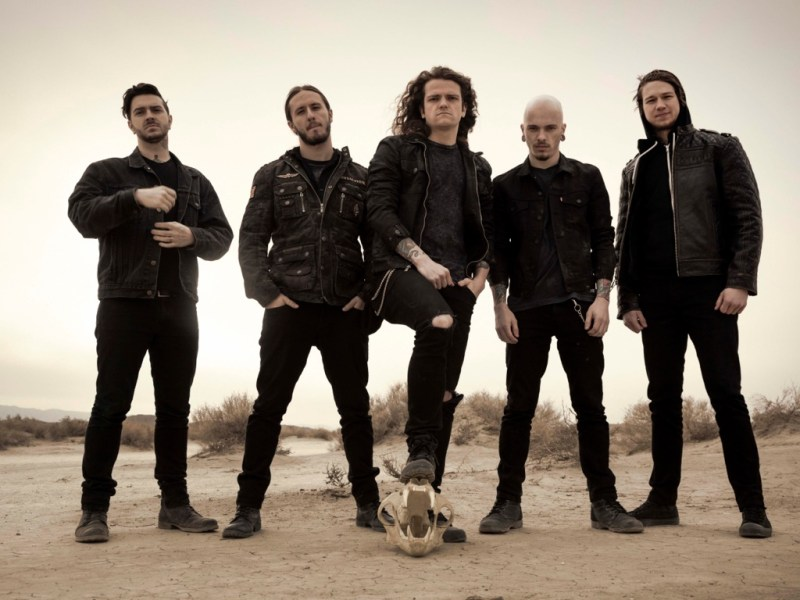Miss May I to release 'Rise Of The Lion' on April 29th, 2014