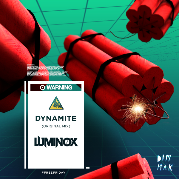 "Luminox releases ""Dynamite"" for free download"