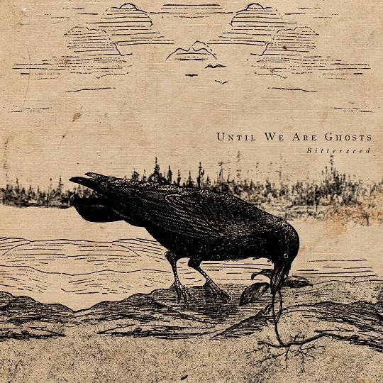 until we are ghosts album cover