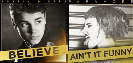 Paramore Respond To Justin Bieber's Stolen Fan Art Controversy