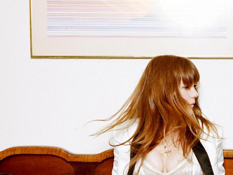 """Jenny Lewis release new song """"The Voyager"""""""