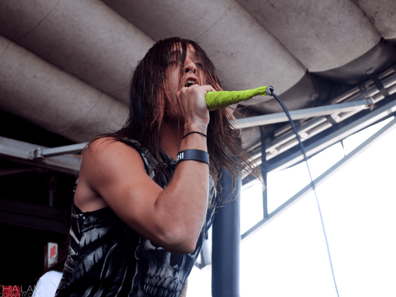 Interview with Telle of The Word Alive