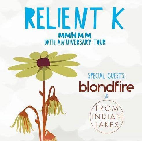 Relient K Announce 'MMHMM' Ten Year Anniversary Tour