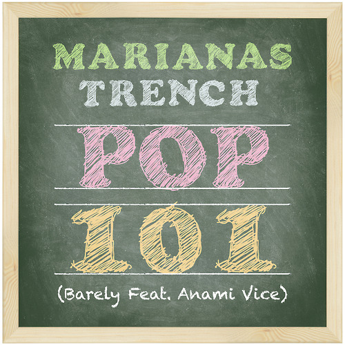 Marianas Trench Release New Song