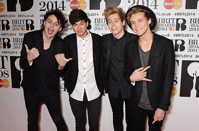 5 Seconds of Summer Announce 2015 North American Tour