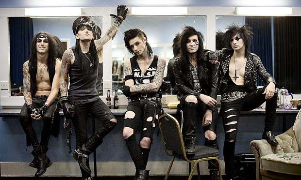 "Black Veil Brides release new song, ""The Outsider"""