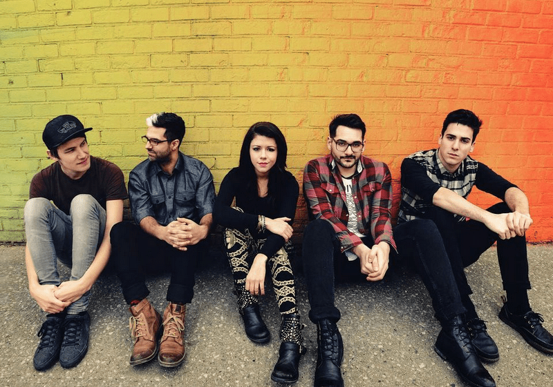 We Are The In Crowd Announce 2015 Winter UK Tour