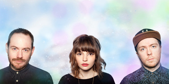 "CHVRCHES release ""Bury It"" music video"