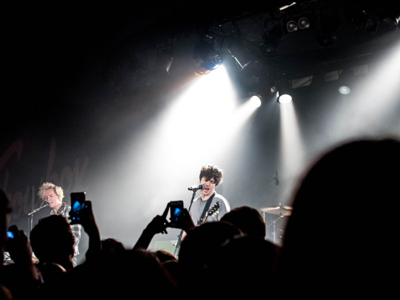 Live Review Review: The Kooks @ The Showbox l (9/29/2014)