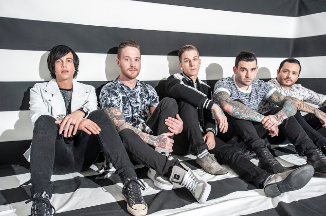 Sleeping with Sirens to release fourth full-length in March