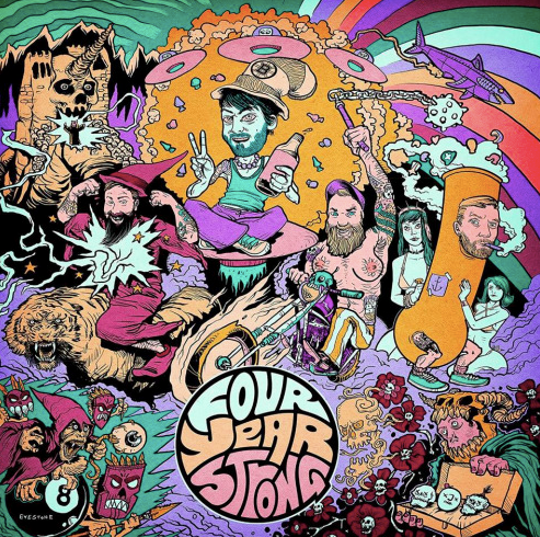 Four Year Strong Self-Titled Album Stream