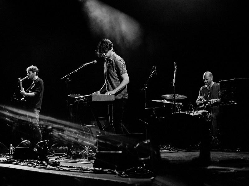The Antlers – Detroit, Mi 5/5/2015