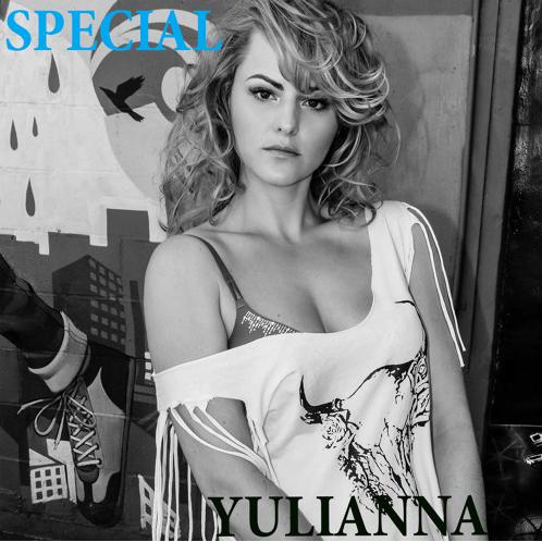 "Listen to Yulianna's new single ""Special"""
