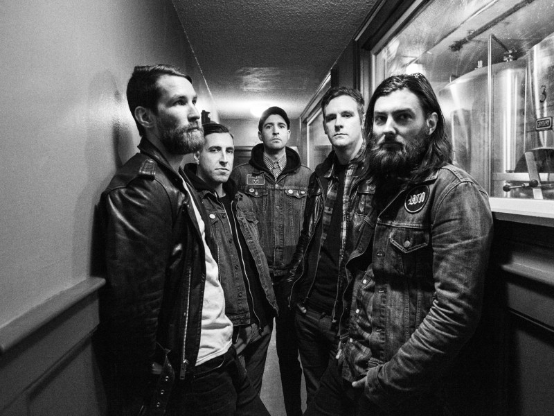 """Defeater release new music video for """"Unanswered"""""""
