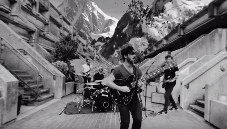 """Foals release new video for """"Mountain At My Gates"""""""
