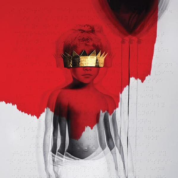 Rihanna Releases Upcoming Album Name + Cover Art