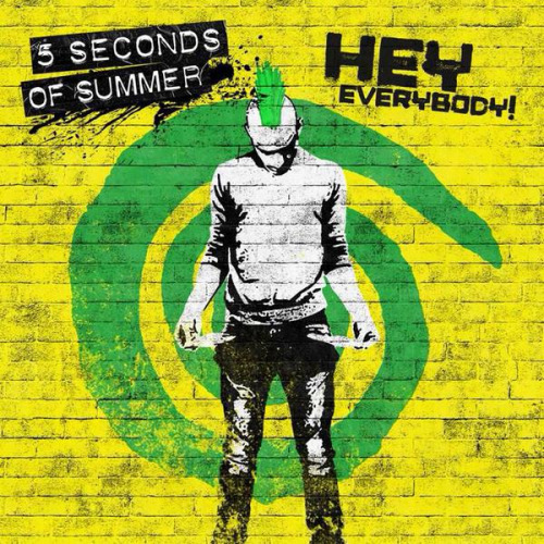 "5 Seconds of Summer Releasing New Song ""Hey Everybody"" on Friday"