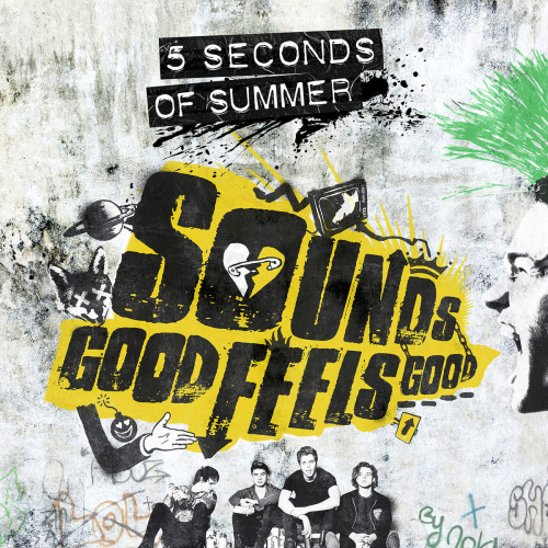 "5 Seconds of Summer Stream New Album ""Sounds Good Feels Good"""