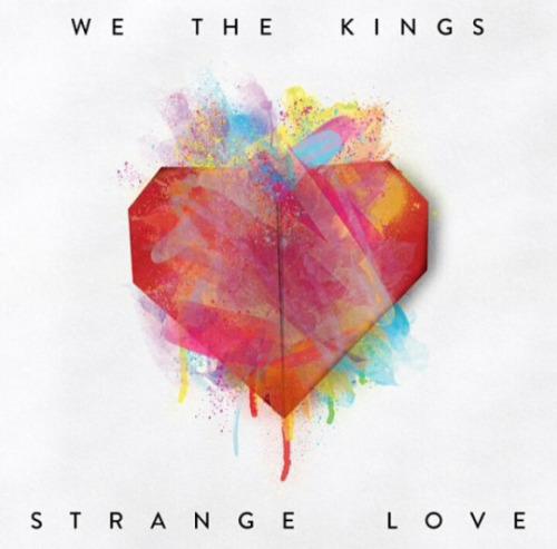 We The Kings Stream New Album 'Strange Love'
