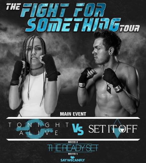Tonight Alive + Set It Off Announce US Tour