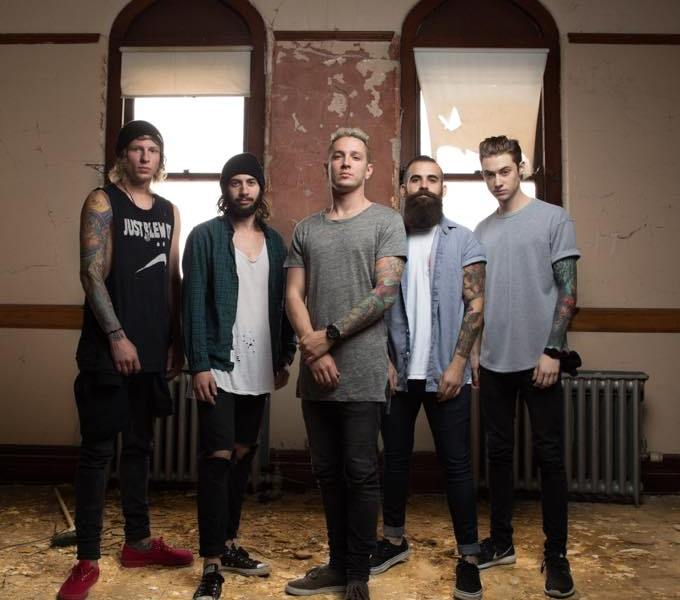 "The Word Alive Release ""Trapped"" Music Video"
