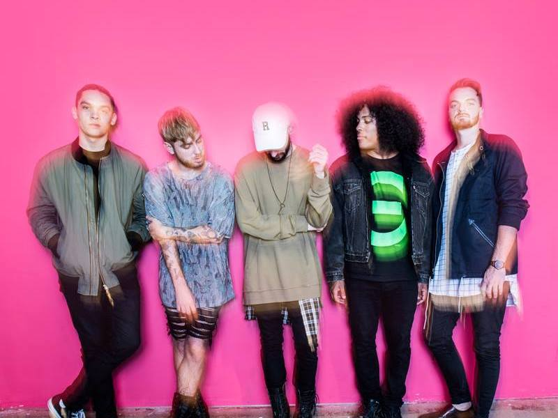 "ISSUES release ""Slow Me Down"" music video"