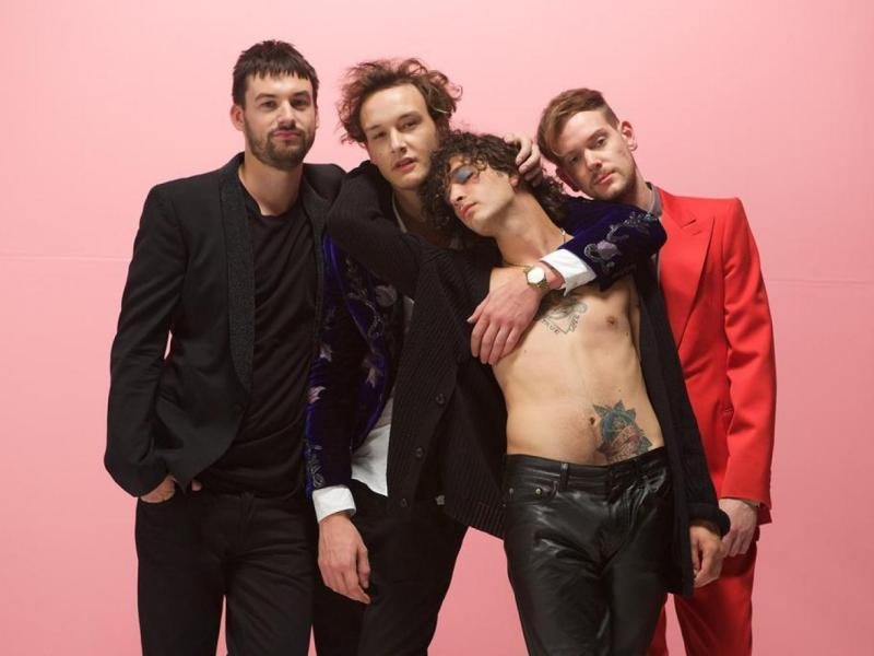 The 1975 announce North American tour