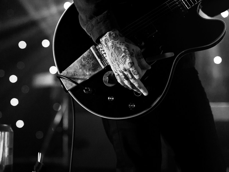 City and Colour / Hurray for the Riff Raff 11.5.2015 Detroit
