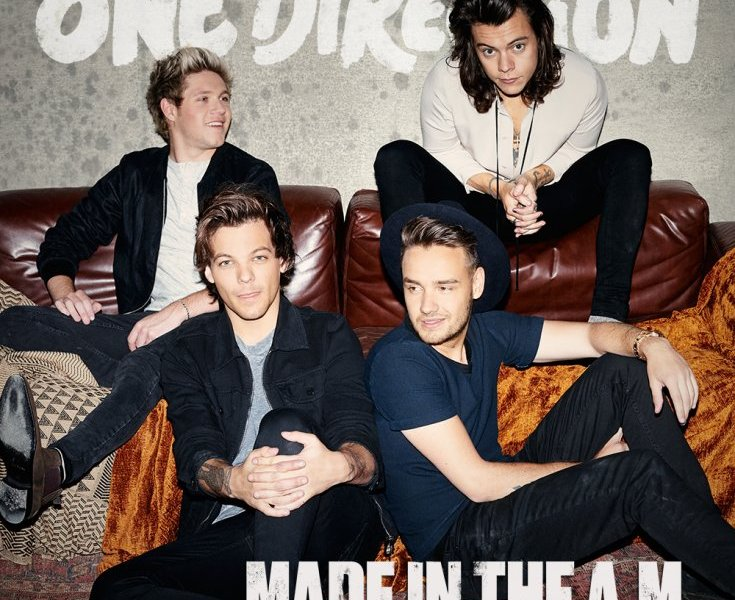 "One Direction Release New Song ""End Of The Day"""