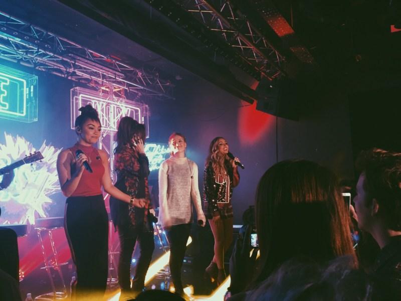 Inside Little Mix's 'Get Weird' Album Release Party