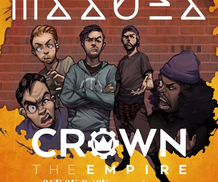 Issues + Crown The Empire Announce North American Tour