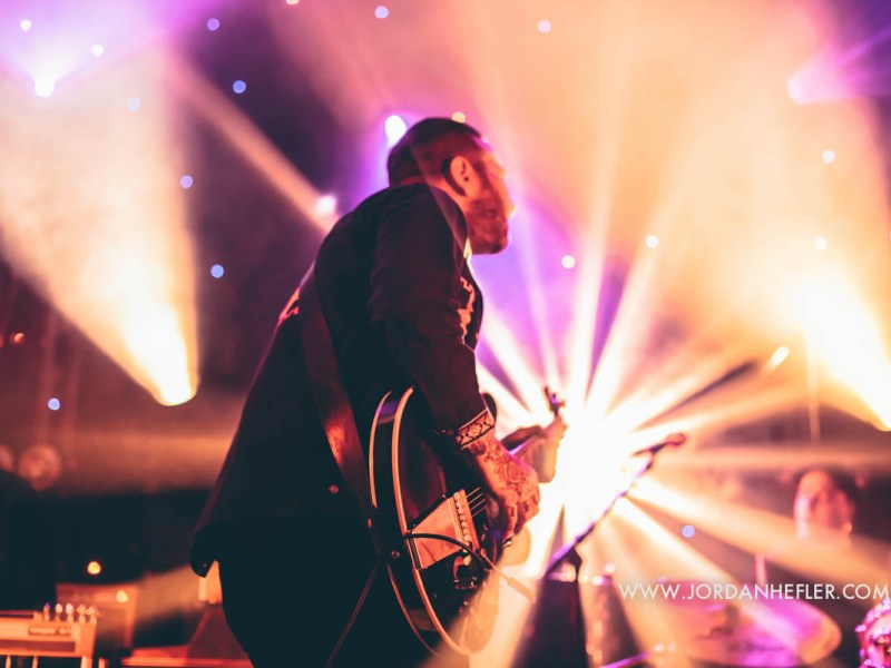 City & Colour / Greyhounds [New Orleans 1.18.2016]