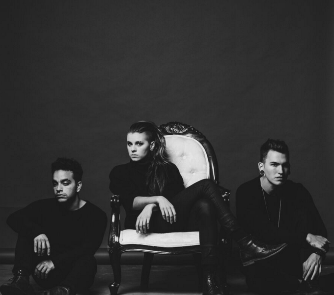 "PVRIS release short film, ""All We Know Of Heaven, All We Need Of Hell"""