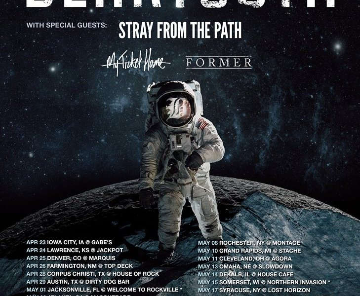 Beartooth Announce Tour