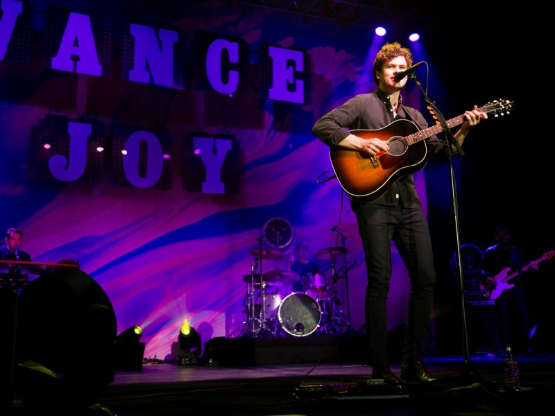 Vance Joy // Houston, TX 3.12.2016