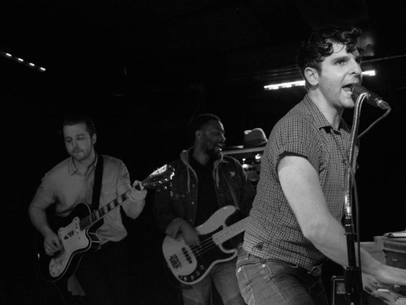 Low Cut Connie // Louisville, KY 3.11.2016
