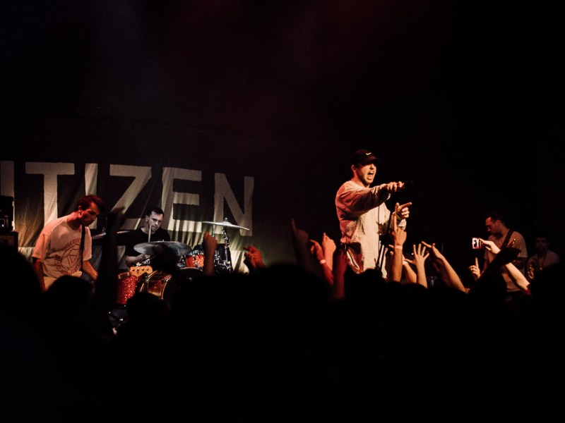 Citizen, Turnover, & Sorority Noise // Mesa, AZ 3.22.2016