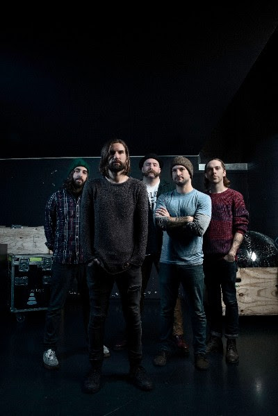 Every Time I Die Enter The Studio