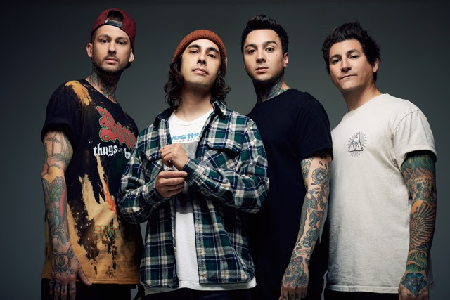 """Pierce The Veil release """"Floral and Fading"""" music video"""