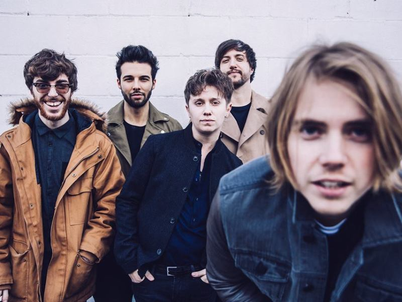 Live Review: Nothing But Thieves @ The Forum (31/03/16)