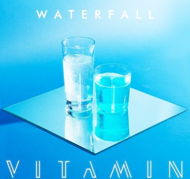 "VITAMIN announce new single, ""Waterfall"""