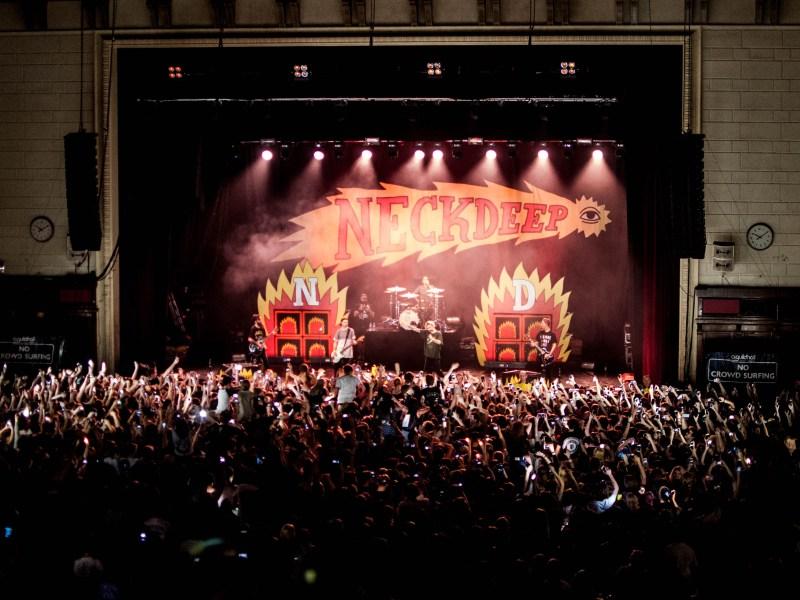 Live Review: Neck Deep World Tour @ O2 Guildhall (16/04/16)