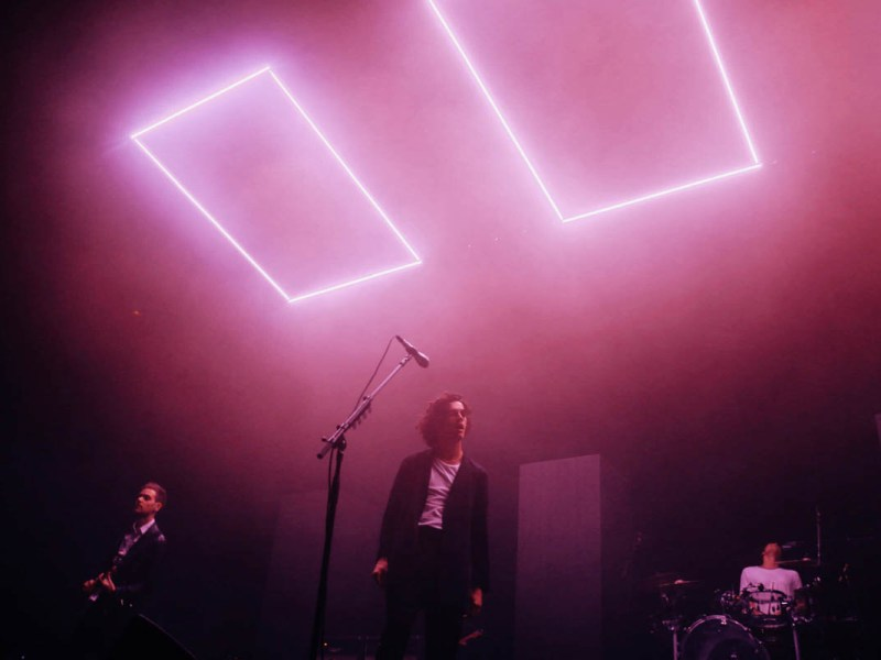 The 1975 + The Japanese House // Seattle 4.28.2016