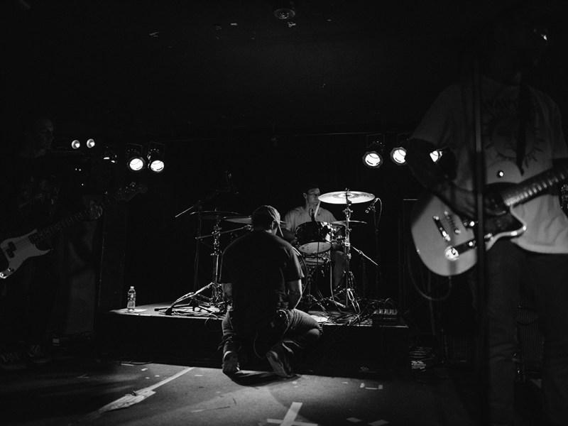 Citizen – Turnover – Sorority Noise – Milk Teeth // Syracuse, NY 4.19.16
