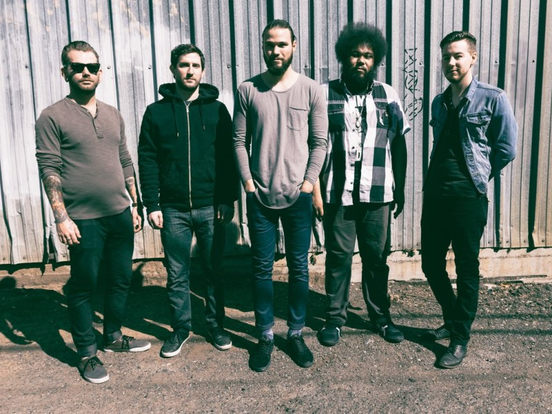 "Dance Gavin Dance release new live version of ""Lemon Meringue Tie"""