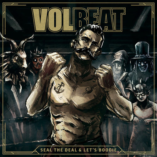 VOLBEAT announce new album, 'Seal The Deal & Let's Boogie'