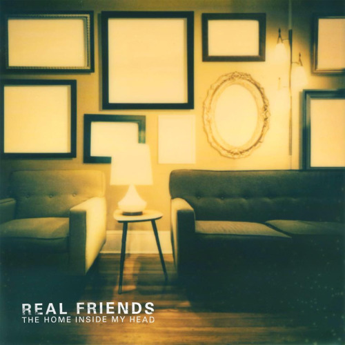 Real Friends 'The Home Inside My Head' album stream