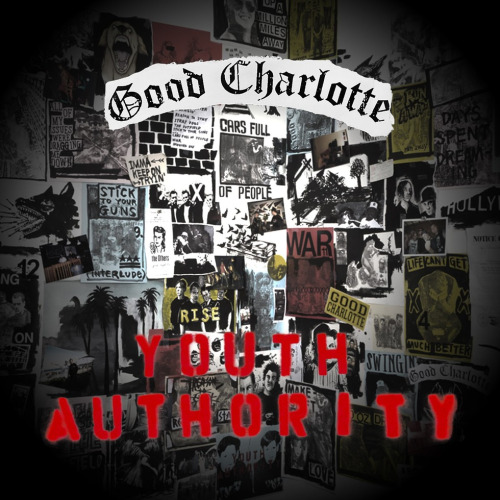Good Charlotte announce new album, 'Youth Authority'